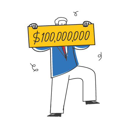 Grandes ganadores de la lotería peruana La Tinka
